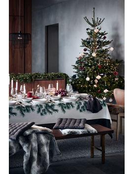 Piatto Grande In Gres by H&M