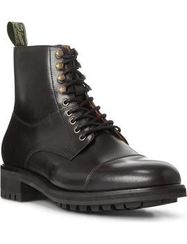 Bryson Cap Toe Boot by Polo Ralph Lauren