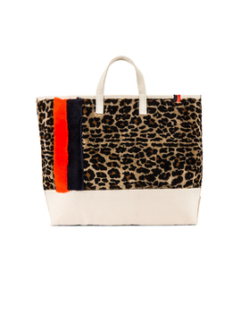 The Shearling Tote by Kule