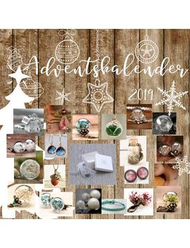 Advent Calendar With Handmade Jewelry By Vivianna   Limited Edition   2019 Advent Calendar   Christmas Gift   Gift For Her by Etsy