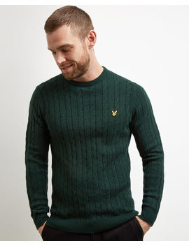 Cable Jumper by Lyle & Scott