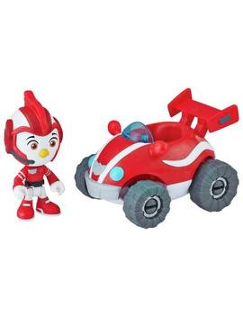 Top Wing Rod Figure And Vehicle Playset872/8463 by Argos