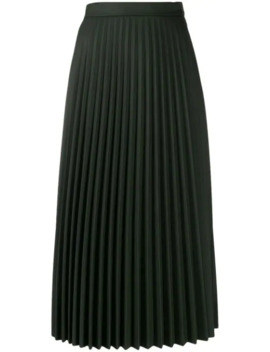 Pleated Skirt by Mm6 Maison Margiela