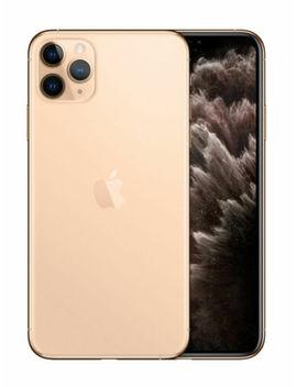 Apple I Phone 11 Pro Max   256 Gb   Gold (Unlocked) A2218 (Cdma + Gsm) by Ebay Seller