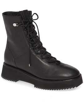 Haysley Combat Boot by Jimmy Choo
