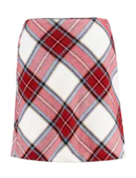Plaid Structure Mini   A Linien Rock by Abercrombie & Fitch