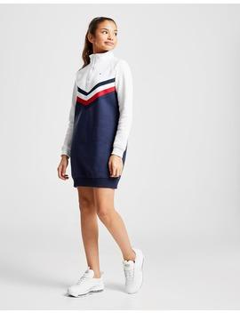 Tommy Hilfiger Girls' Essential Sweatshirt Dress Junior by Tommy Hilfiger
