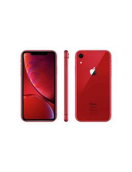 Sim Free I Phone Xr 64 Gb Product Red Mobile Phone866/4376 by Argos