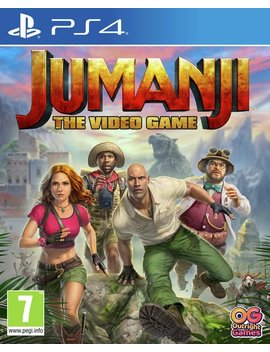 Jumanji: The Video Game Ps4310/3014 by Argos