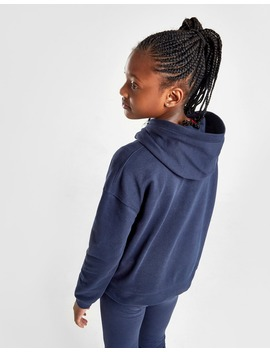 Tommy Hilfiger Girls' Tape Overhead Hoodie Junior by Jd Sports
