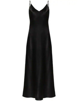 V Neck Midi Dress by Joseph