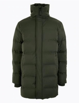 Down And Feather Parka by Marks & Spencer
