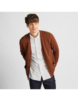 Herren Kariertes Hemd Aus Extra Feiner Baumwolle Mit Button Down Kragen (Regular Fit) by Uniqlo