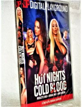 Hot Nights Cold Blood Dvd Digital Playground Straight New Abigail Mac by Ebay Seller