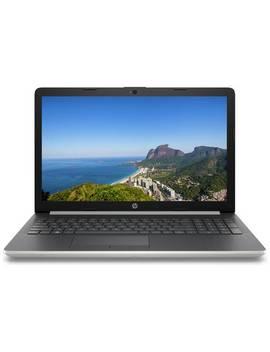Hp 15.6 Inch I3 4 Gb + 16 Gb Optane 1 Tb Fhd Laptop   Silver284/8930 by Argos