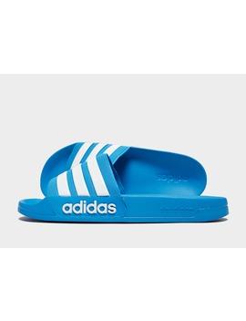 Adidas Originals Adilette Cloudfoam Slides by Jd Sports