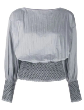 Top Orsaria Con Ruches by Toteme