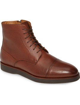 Oracle Cap Toe Boot by Boss