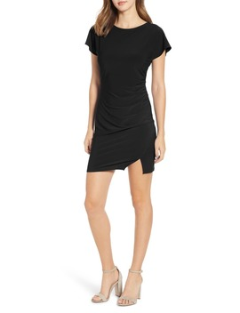 Ruched Minidress by Leith