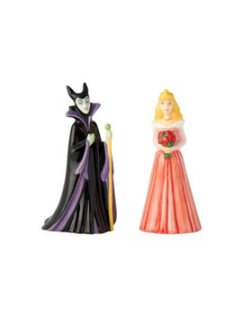 Salt & Paper Shaker   Disney   Sleeping Beauty Ceramic New 6001016 by Ebay Seller