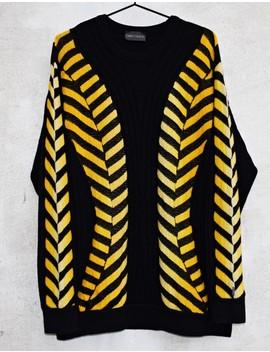 Sweater Carlo Colluci 54 L Vintage by Vintage  ×  Off White  ×  Carlo Colucci  ×