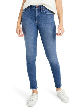Mid Rise Skinny Jeans by Madewell