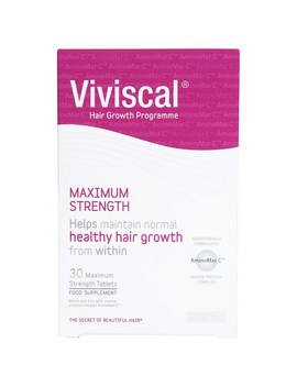 Viviscal Maximum Strength Supplements (30 Tablets) by Viviscal