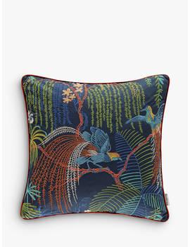Sanderson Rainforest Cushion, Multi by Sanderson