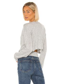 Tani Sweater In Grey by Lovers + Friends