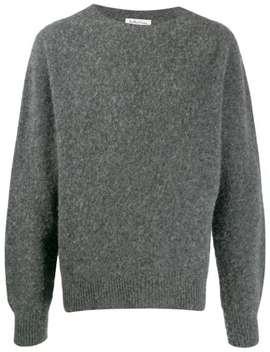 Boxy Crewneck Sweater by Ymc