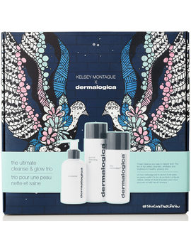 Dermalogica Ultimate Cleanse &Amp; Glow Trio by Dermalogica