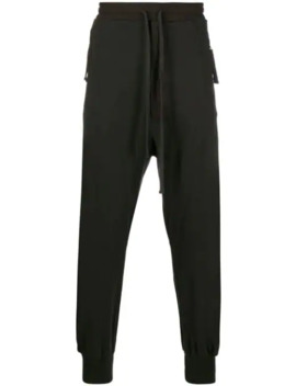 High Waisted Track Pants by Thom Krom
