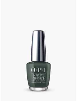 Opi Infinite Shine Scotland Collection, Things I've Seen In Aber Green by Opi