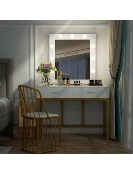 Edgington Vanity With Mirror by Mercer41