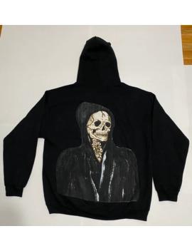 Yeezus Unreleased F&F Reaper Hoodie by Kanye West  ×  Yeezy Season  ×