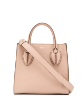 Micro Tote Bag by Tod's