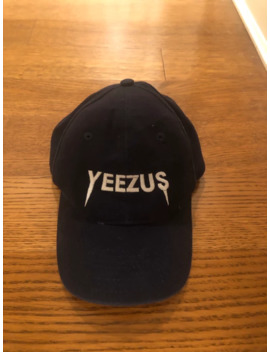 Yeezus Tour Hat by Kanye West Limited Edition  ×