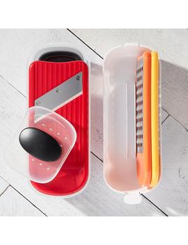 Oxo Good Grips Mini Grate &Amp; Slice by Container Store