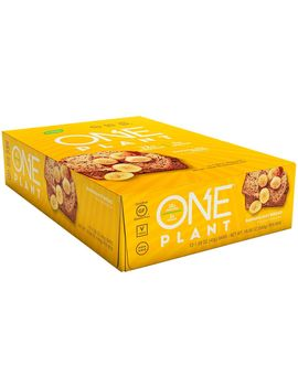 One Plant Based Protein Bar   Banana Nut Bread (12 Bars) by One Brands