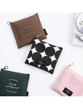 """Iswas   """"Iconic"""" Series Pattern Pouch   (S) by Iswas"""
