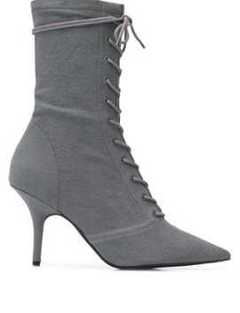 Debris Sock Ankle Boots by Yeezy