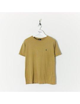 Ralph Lauren T Shirt Beige Medium by Ralph Lauren