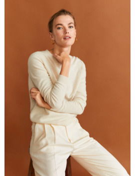 Pullover 100% Cashmere by Mango