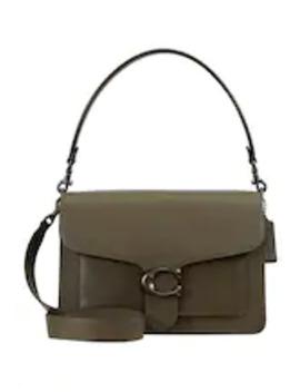 Mixed Polished Pebble Tabby Shoulder Bag   Håndtasker by Coach