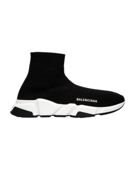 Balenciaga Speed Trainer 'black White' 2018 by Brand Balenciaga