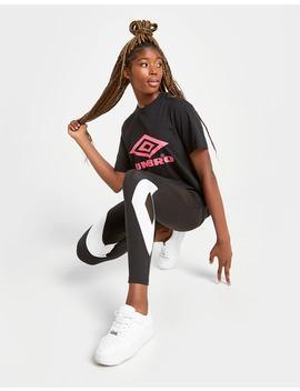 Umbro Core Logo Boyfriend T Shirt by Umbro