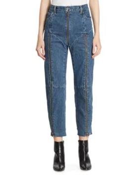 Vetements X Levis Reworked Zip Jeans by Vetements