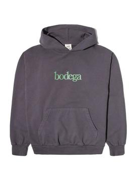 Serif Hood by Bodega