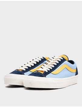 Og Style 36 Lx Sneaker In Daffodil by Vault By Vans Vault By Vans