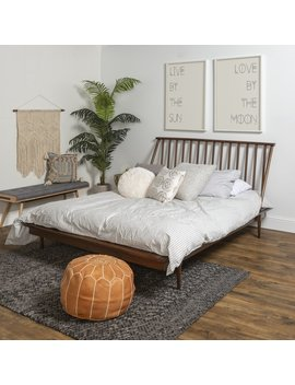 Dorinda Spindle Queen Platform Bed by Modern Rustic Interiors